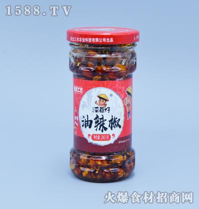 三木采菇仔-油辣椒240g