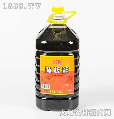 美来佳-味极鲜液态复合调味料4.75L