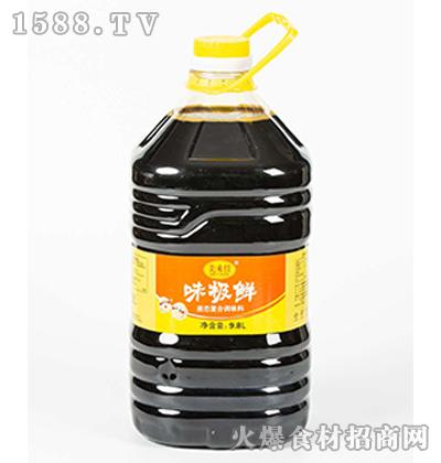 美来佳味极鲜液态复合调味料9.8L