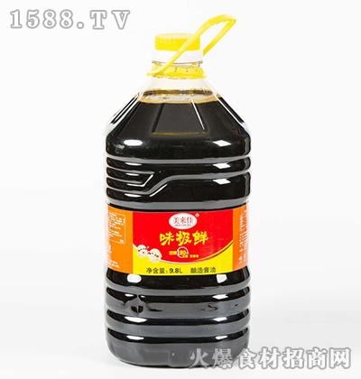 美来佳味极鲜酿造酱油9.8L