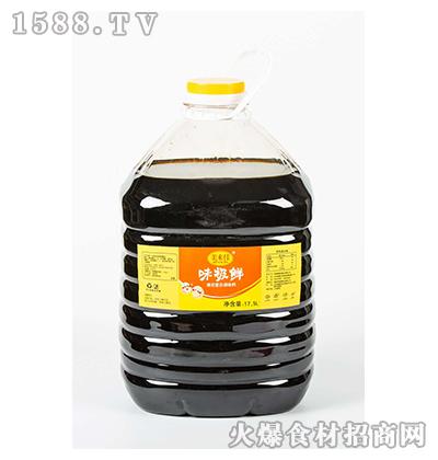 美来佳味极鲜液态复合调味料17.5L