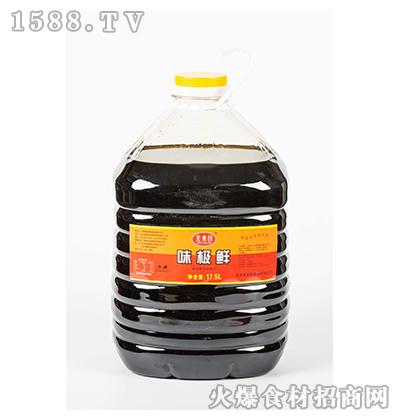 美来佳-味极鲜液态复合调味料17.5L