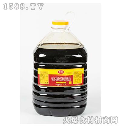 美来佳-味极鲜酿造酱油17.5L