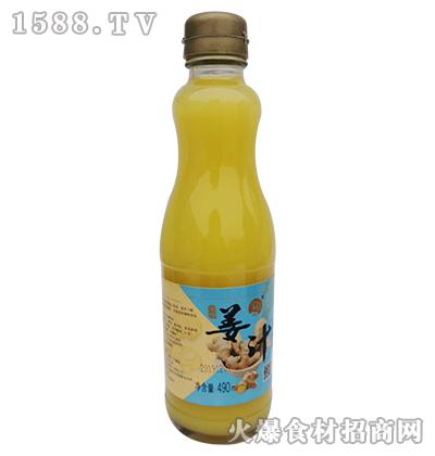 众康姜汁490ml