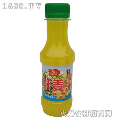 众康鲜姜汁130ml