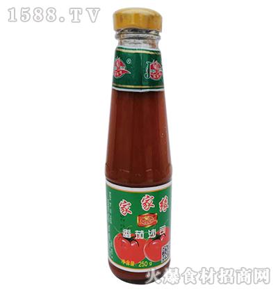 农家缘番茄沙司250g