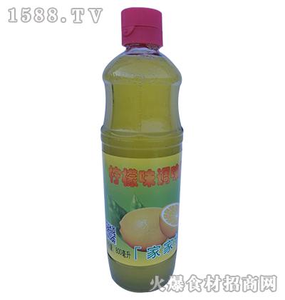 众康柠檬味调味汁800ml