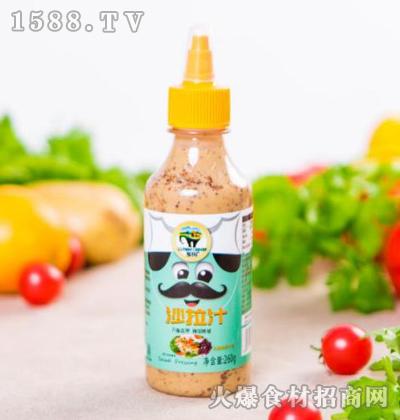 象国沙拉汁260g