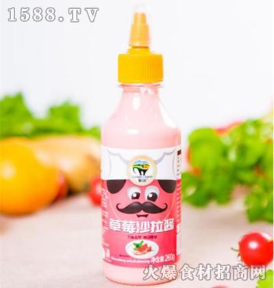 象国草莓沙拉酱260g