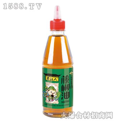 蜀汉人藤椒油500ml