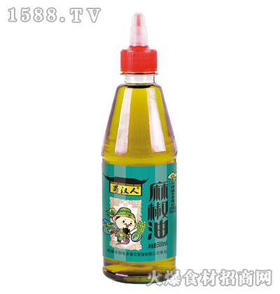 蜀汉人麻椒油500ml
