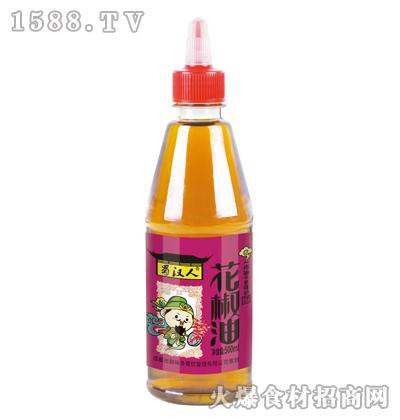 蜀汉人花椒油500ml
