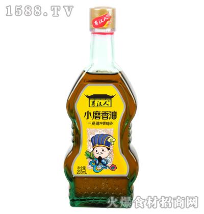 蜀汉人小磨香油265ml