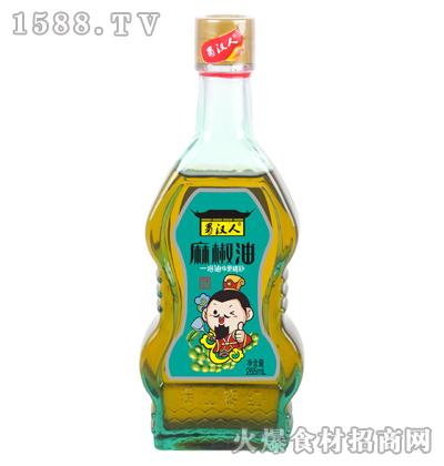 蜀汉人麻椒油265ml