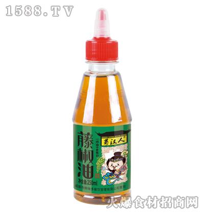 蜀汉人藤椒油250ml