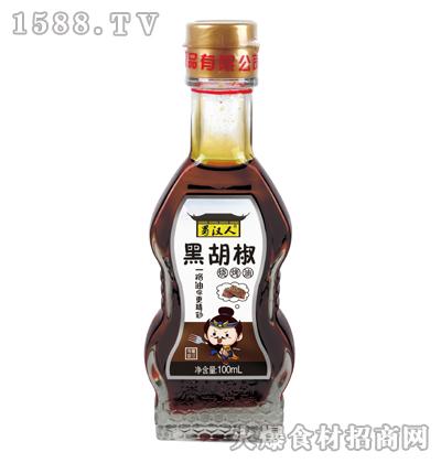 蜀汉人黑胡椒烧烤油100ml