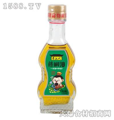 蜀汉人藤椒油100ml