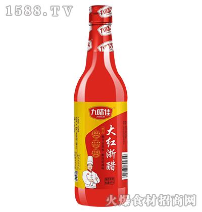 九味佳-大红浙醋600ml