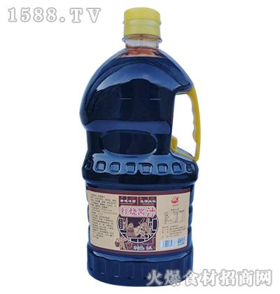 众康红烧酱汁2.5L