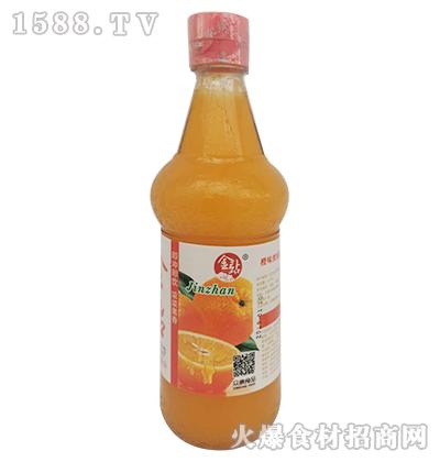 金站橙味浓缩汁