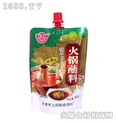 好上火锅蘸料(鲜香味)150g