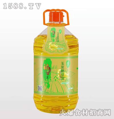 �v生源玉米胚芽油5L
