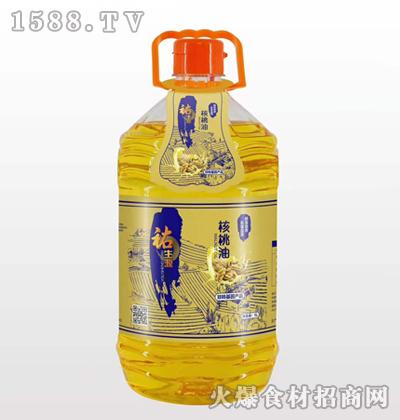 �v生源核桃油5L