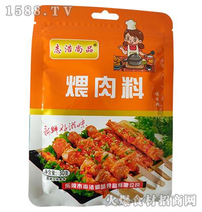 志浩尚品煨肉料调味料30g