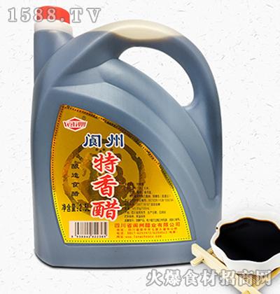 阆洲特香醋2.5L