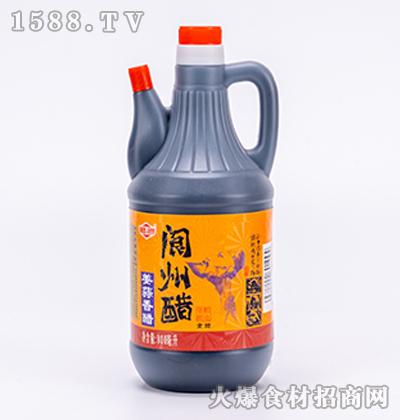 阆洲醋姜蒜香醋800ml