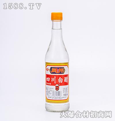 阆洲四川9度白醋420ml