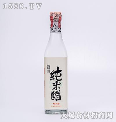 阆洲纯米醋480ml