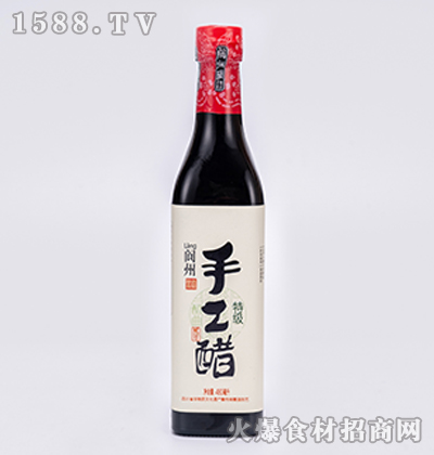 阆洲特级手工醋480ml