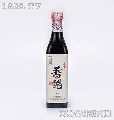 阆洲手工香醋480ml