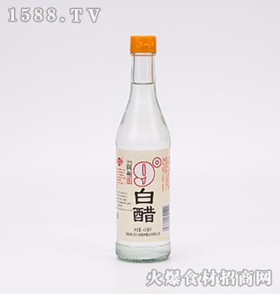 阆洲9度白醋420ml