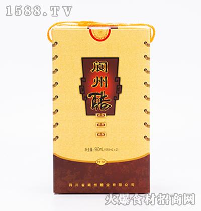 阆洲醋礼盒480ml*2