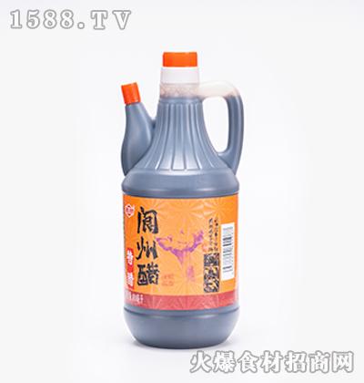 阆洲醋酿造食醋800ml