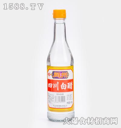 阆洲四川白醋420ml
