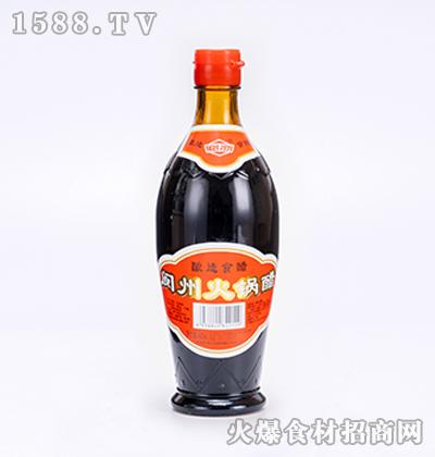阆洲火锅醋430ml
