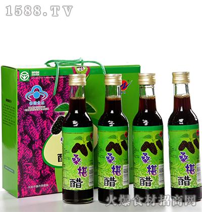 阆洲桑椹醋礼盒880ml