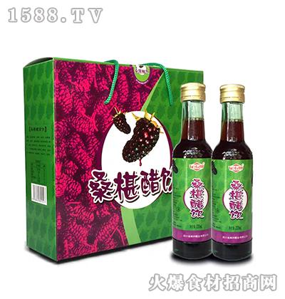 阆洲桑椹醋饮礼盒880ml