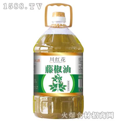 川红花藤椒油