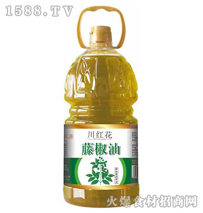 川红花-藤椒油