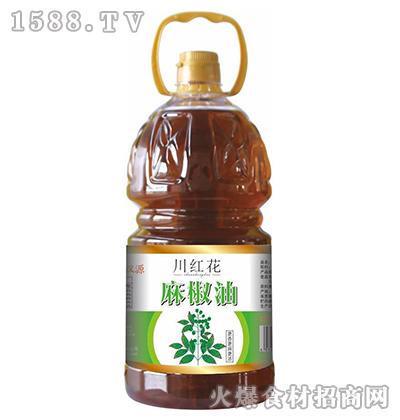 川红花-麻椒油