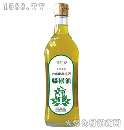 川红花藤椒油420ml