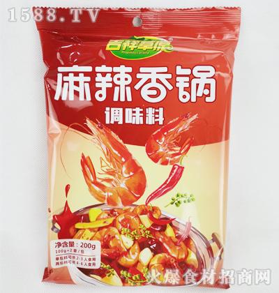 吉祥草原麻辣香锅调味料200克