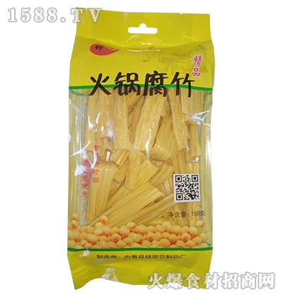 帅鸣火锅腐竹150g
