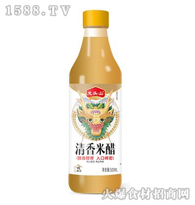 龙头山清香米醋-500ml