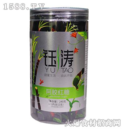 钰涛阿胶红糖240g