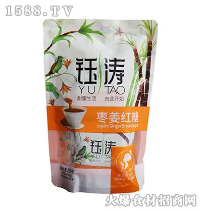 钰涛枣姜红糖200g
